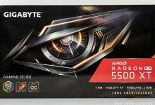 Photo of Gigabyte Radeon RX 5500 XT