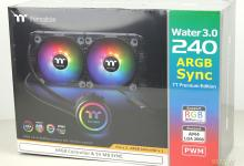 ThermalTake Water 3.0 240 ARGB All In One CPU Cooling
