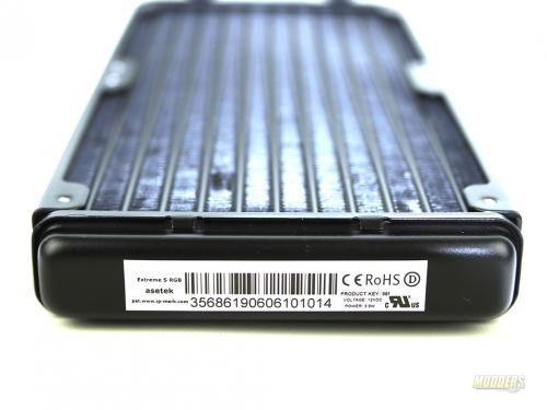 Thermaltake Water 3.0 ARGB 240 radiator
