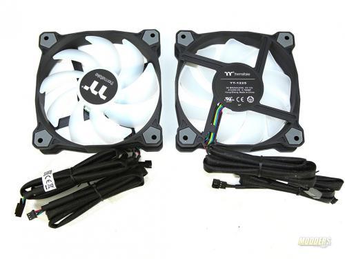 Thermaltake Water 3.0 ARGB 240 fans