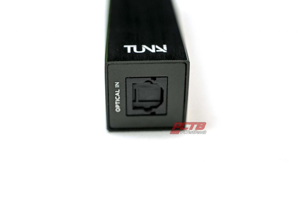 Tunai Wand optical