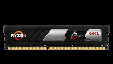 GeIL Announces the Availability of EVO SPEAR Phantom Gaming Edition Memory 10