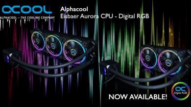 Alphacool Eisbaer Aurora now available! 45