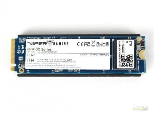 Patriot Viper VPR100 NVMe SSD RGB 1TB Review 4