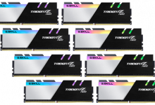 G.SKILL Announces High-Performance, High-Capacity DDR4-3600 C16 256GB (32GBx8) Memory Kit 172