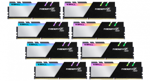 G.SKILL Announces High-Performance, High-Capacity DDR4-3600 C16 256GB (32GBx8) Memory Kit 1