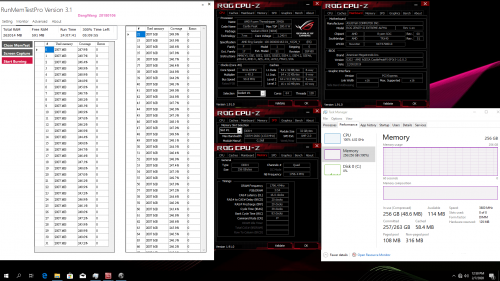 G.SKILL Announces High-Performance, High-Capacity DDR4-3600 C16 256GB (32GBx8) Memory Kit 2