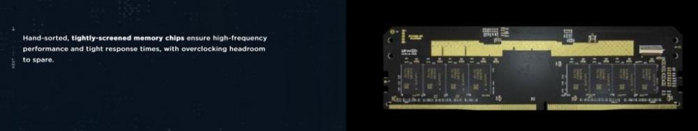 Corsair Dominator Platinum RGB DDR4 Memory Review 4