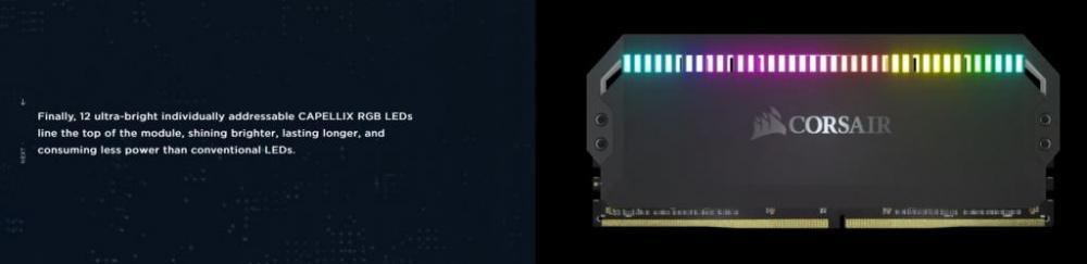 Corsair Dominator Platinum RGB DDR4 Memory Review 6