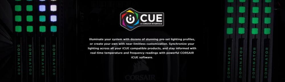 Corsair Dominator Platinum RGB DDR4 Memory Review 7