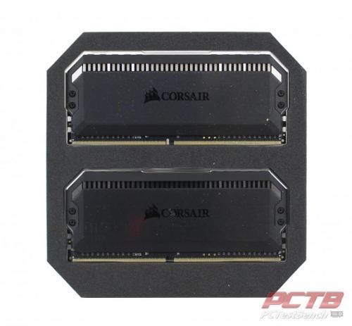 Corsair Dominator Platinum RGB DDR4 Memory Review 12