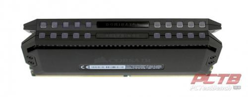 Corsair Dominator Platinum RGB DDR4 Memory Review 16