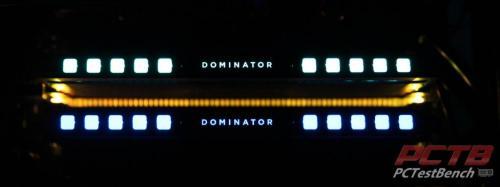 Corsair Dominator Platinum RGB DDR4 Memory Review 17