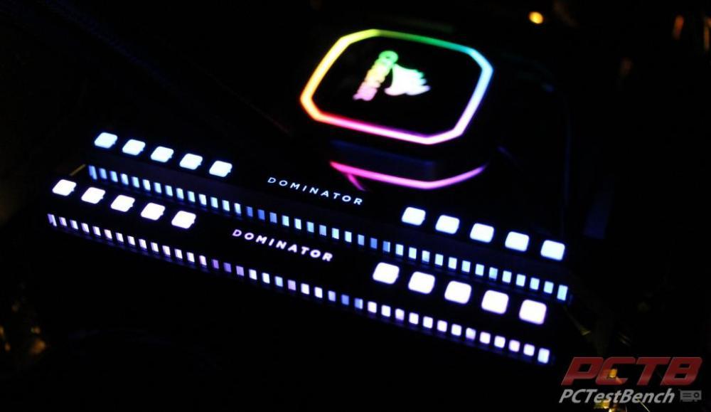 Corsair Dominator Platinum RGB DDR4 Memory Review 40