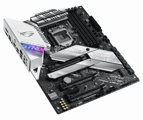 ASUS Launches New Intel Z490 Motherboards Ahead of Upcoming Intel 10th Gen CPU Launch 13