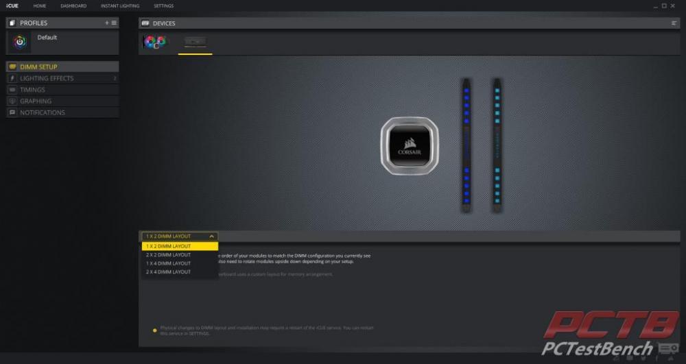 Corsair Dominator Platinum RGB DDR4 Memory Review 22