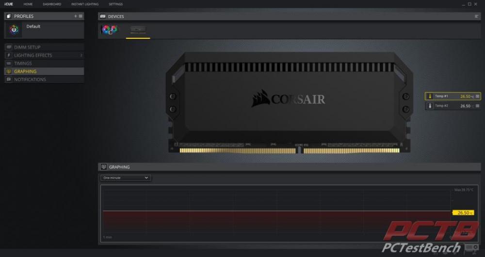 Corsair Dominator Platinum RGB DDR4 Memory Review 26