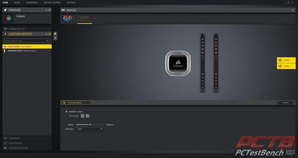 Corsair Dominator Platinum RGB DDR4 Memory Review 24