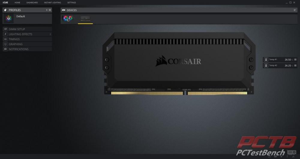 Corsair Dominator Platinum RGB DDR4 Memory Review 21