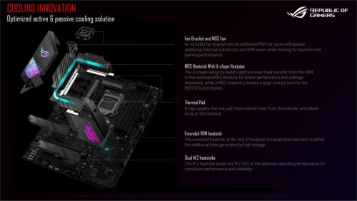 ASUS Launches New Intel Z490 Motherboards Ahead of Upcoming Intel 10th Gen CPU Launch 3