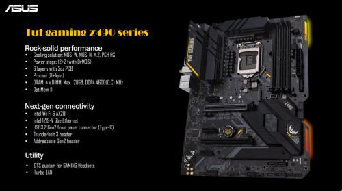 ASUS Launches New Intel Z490 Motherboards Ahead of Upcoming Intel 10th Gen CPU Launch 4