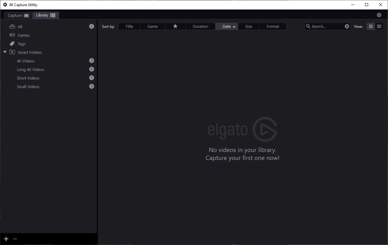 Elgato 4k utility_library
