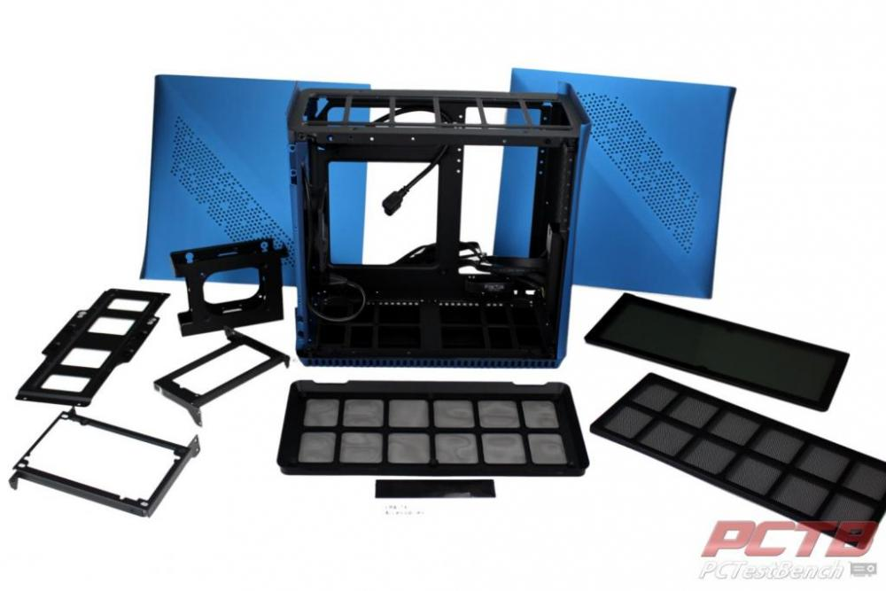 FRACTAL DESIGN ERA ITX CHASSIS REVIEW at PCTestBench Affiliate news, Case, Fractal 2