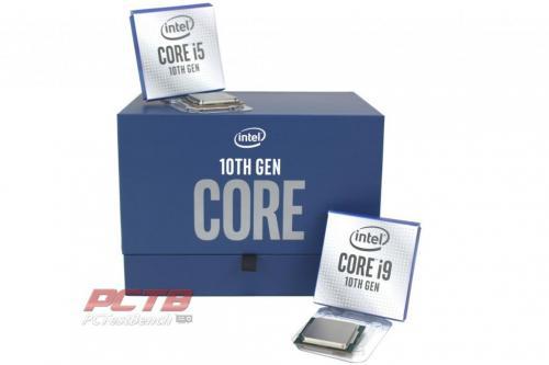 Intel Core i5-10600K 10th Gen LGA1200 CPU Review 2