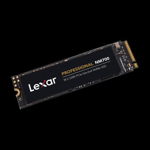 Lexar Announces New Professional NM700 M.2 2280 PCIe Gen3x4 NVMe SSD 3
