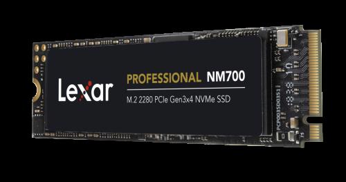 Lexar Announces New Professional NM700 M.2 2280 PCIe Gen3x4 NVMe SSD 4