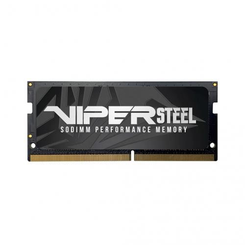 VIPER GAMING releases 32GB VIPER STEEL UDIMM and SODIMM 3