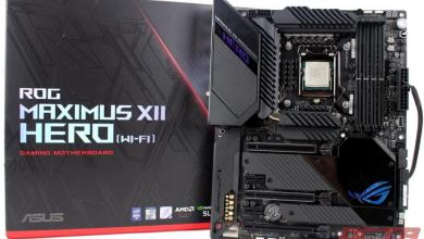 Asus ROG Maximus XII Hero Cover