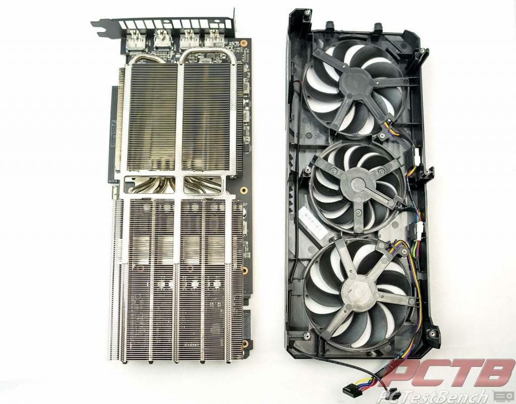 tuf 5600xt cooler disassembly