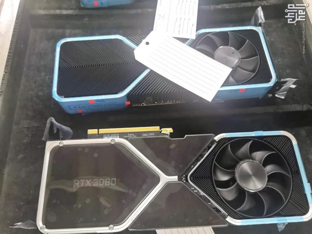Nvidia RTX 3080 Ampere