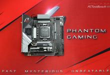 ASRock Z490 Phantom Gaming-ITX/TB3 Review 77