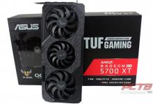 Photo of ASUS TUF Gaming X3 Radeon RX 5700 XT EVO Review