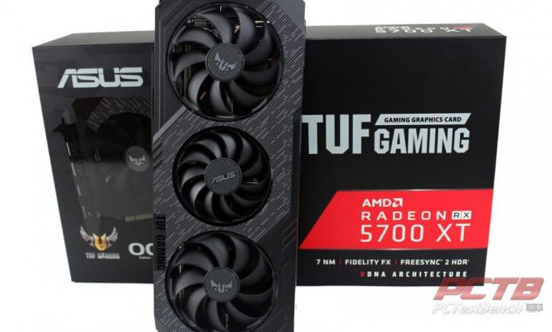 Photo of ASUS TUF Gaming X3 Radeon RX 5700 XT EVO Review