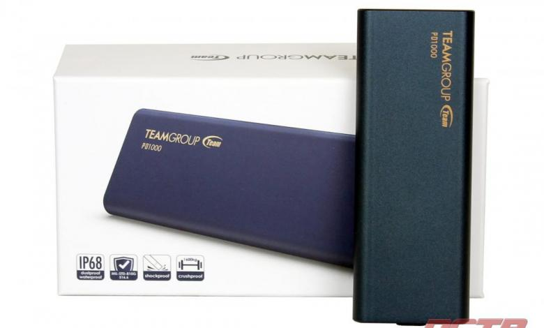 Photo of TeamGroup PD1000 Rugged Portable SSD Review