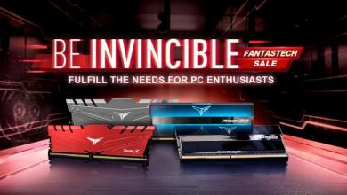 Photo of TEAMGROUP – BE INVINCIBLE – FULFILL THE NEEDS FOR PC ENTHUSIASTS GIVEAWAY