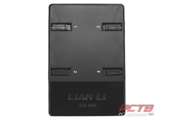 Lian Li UNI FAN SL120 Fan Review 6