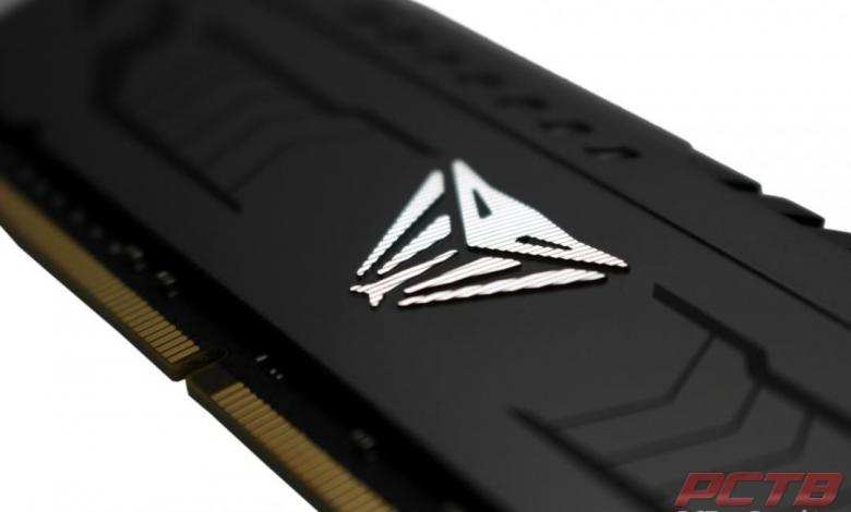 Viper Steel Series DDR4 64GB 3600MHz Kit Review 24