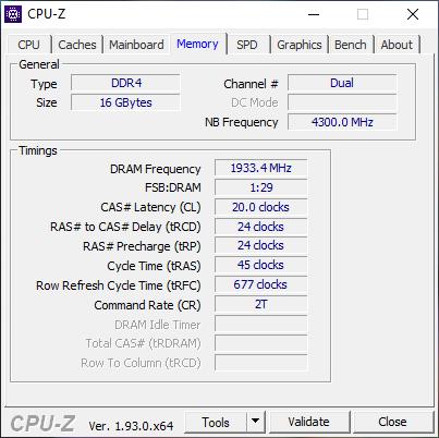 Aorus RGB Memory 3866 MHz