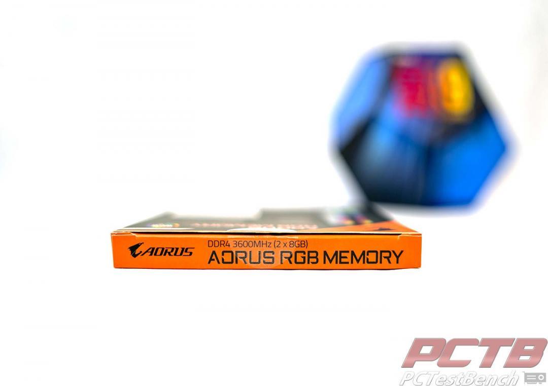 box top aorus rgb memory