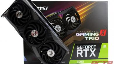 Photo of MSI GeForce RTX 3080 GAMING X TRIO 10G