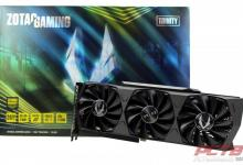 Zotac RTX 3090 Trinity 24GB GPU Review 404