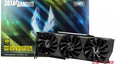 Zotac RTX 3090 Trinity 24GB GPU Review 5