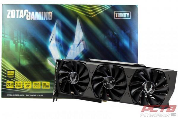 Zotac RTX 3090 Trinity 24GB GPU Review 2