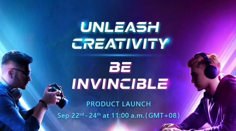 The Global Premiere of TEAMGROUP's 2020 New Product Online Launch Event 1