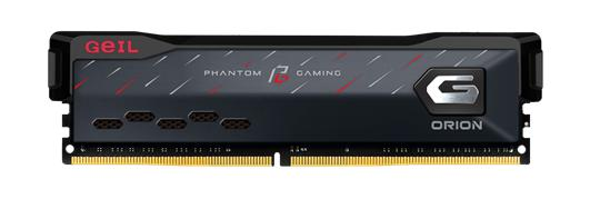 GeIL Announces the Co-branded ORION Phantom Gaming Edition Memory with ASRock 2