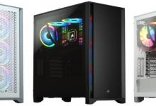 CORSAIR Launches 4000 Series of Mid-Tower Cases 89